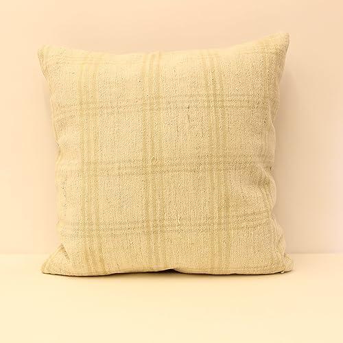 White Kilim Pillow Kilim Pillow 20x20inch 50x50cm Cushion Cover Pillow Cover Ethnic Pillow Turkish Pillow Kilim Unique Pillow