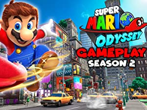 Watch Super Mario Odyssey Gameplay Prime Video