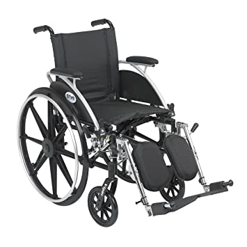 Sensational Amazon Com Viper Wheelchair With Flip Back Removable Arms Inzonedesignstudio Interior Chair Design Inzonedesignstudiocom