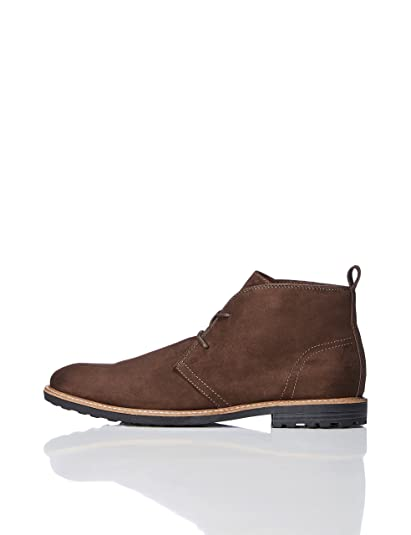 FIND Bottines Bottines FIND Chukka Homme: .fr: ChaussureSacs 0682e9