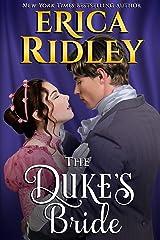 The Duke's Bride (12 Dukes of Christmas Book 6) Kindle Edition