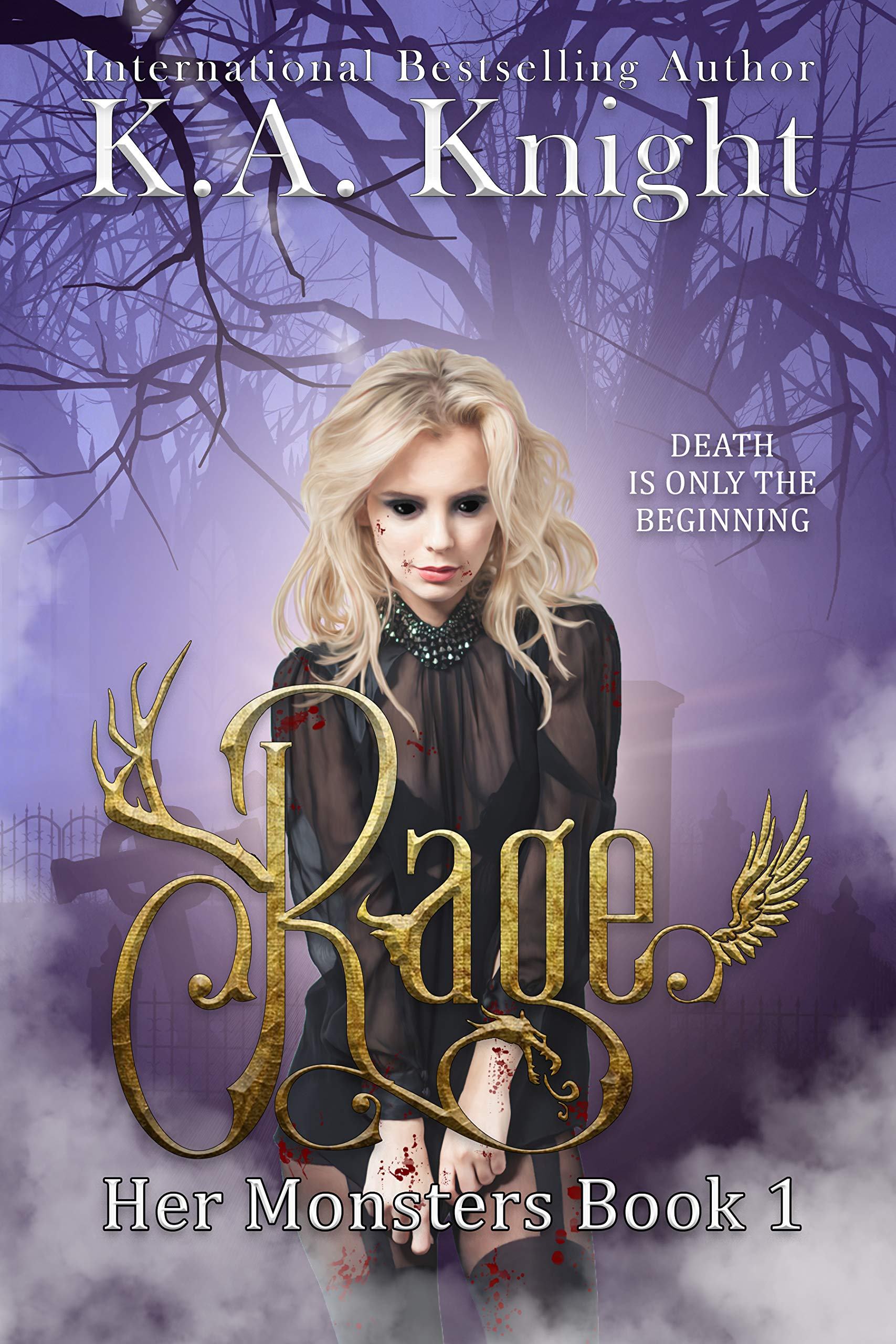 Rage  Her Monsters Book 1   English Edition