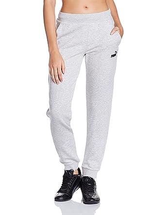 3543024560dc Puma ESS No.1 Sweat Pants TR W Pantalones, Mujer