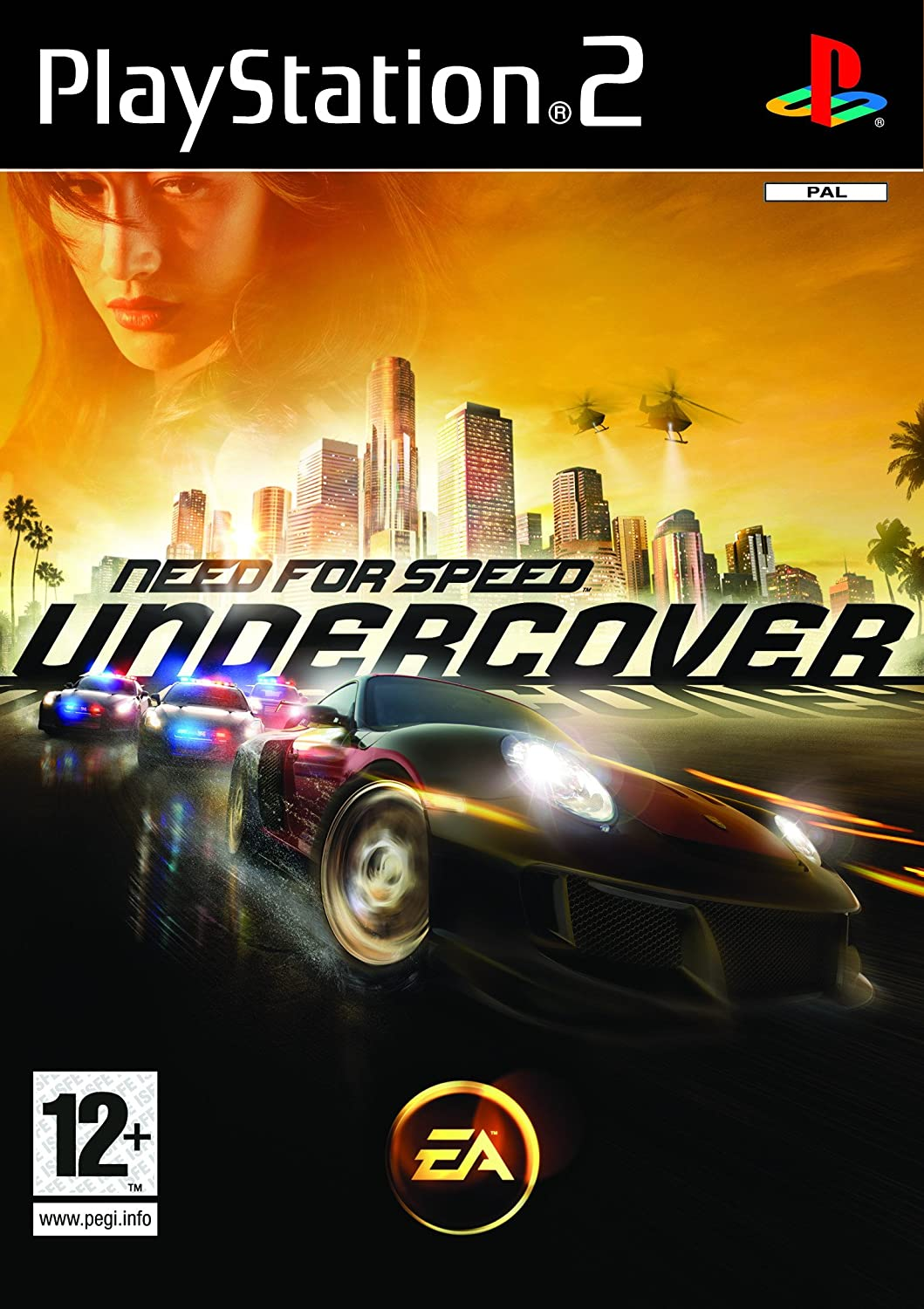 Need For Speed: Undercover [Online Game Code]: Amazon co uk