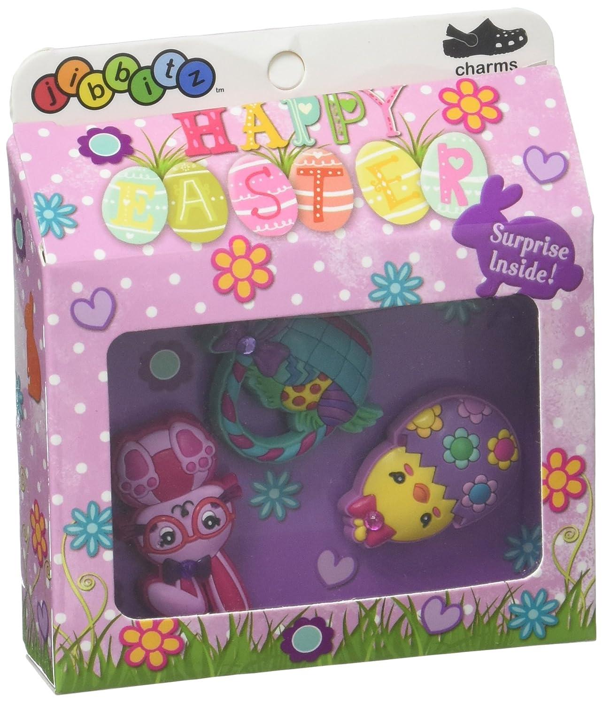 Crocs Easter Pack Bijoux de chaussures Multicolore Taille unique -