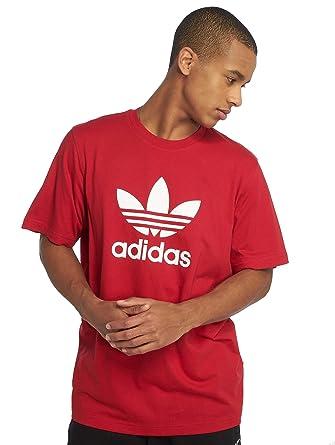 6969500b3b11 adidas Trefoil T-Shirt - Pull sans Manche - Homme  Amazon.fr  Vêtements et  accessoires