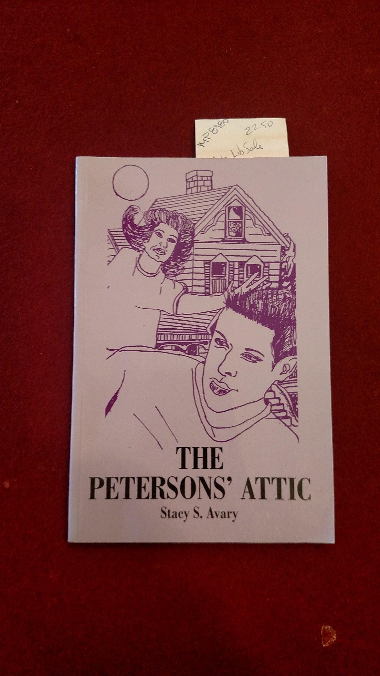 Read Online The Peterson's Attic ebook
