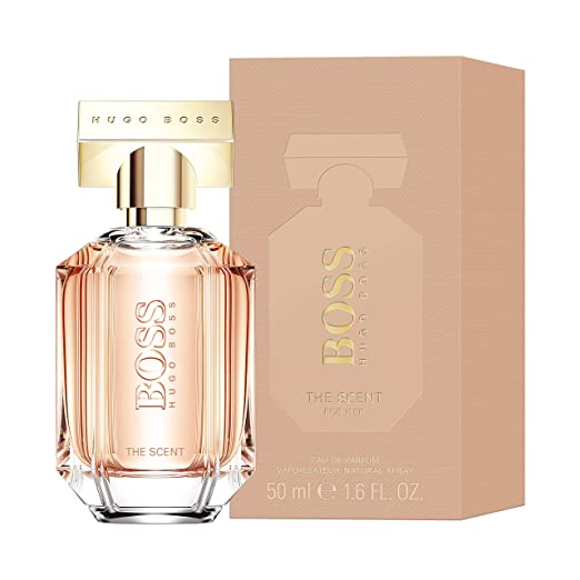 boss the scent for her gift set