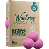 Woolzies, the Original Highest Quality Organic Wool Dryer Balls (1, Pink)