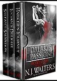 Dalakis Passion Boxed Set: Books 1–3: Harker's Journey, Lucian's Delight, Stefan's Salvation