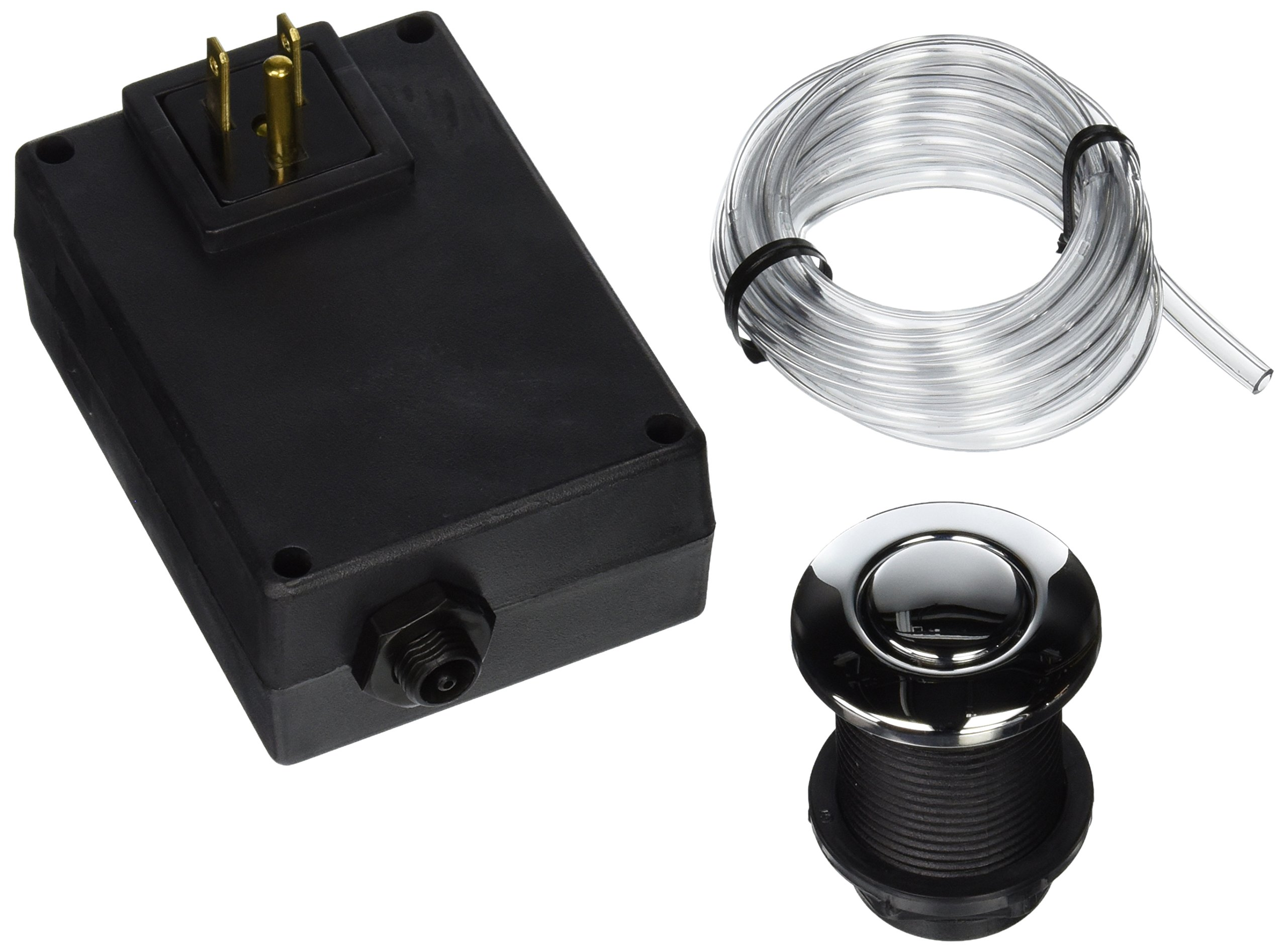 Mountain Plumbing MT951/CPB Disposal Air Switch, Polished Chrome