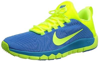 best service 09411 67554 Nike Free Trainer 5.0, Baskets mode homme, Bleu (Photo Blue Volt)
