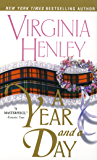 A Year and a Day (Medieval DeWarenne Trilogy Book 1)