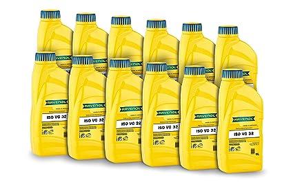 Ravenol j1 V8001 Bomba de vacío aceite ISO VG 32: Amazon.es: Coche ...
