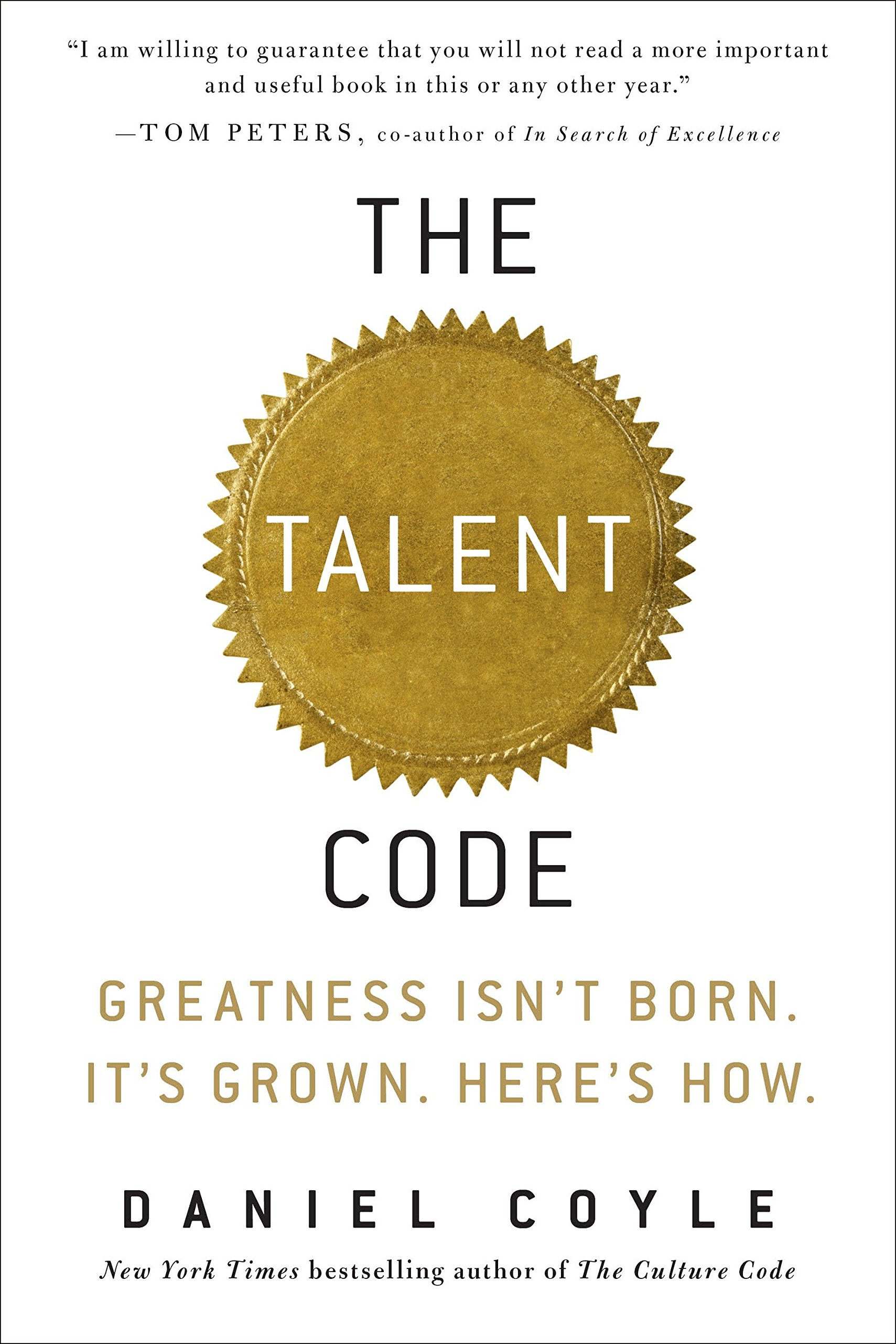 Being an expert takes time, not talent recommend