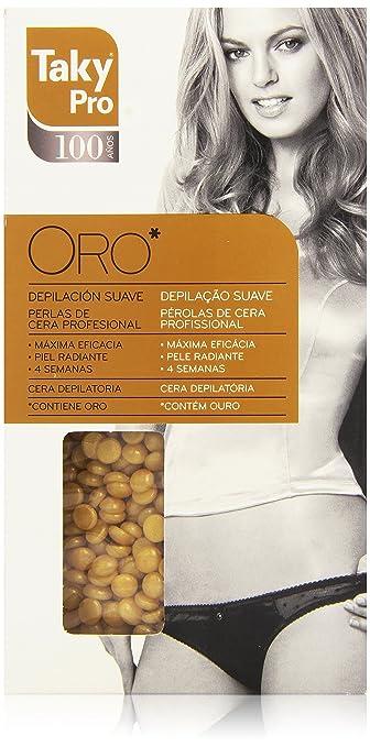 TAKY PRO ORO perlas de cera profesional 200 gr