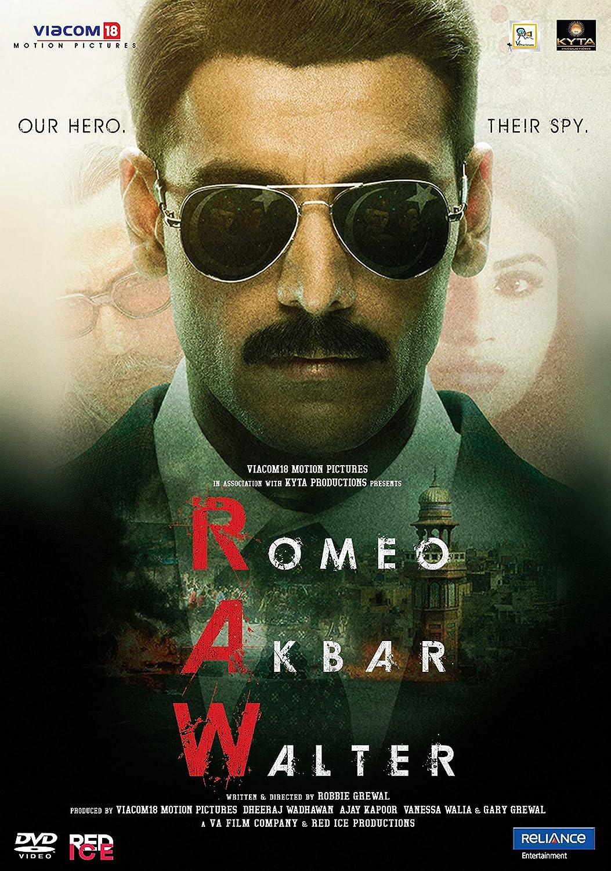 Romeo Akbar Walter 2019 (480p DVD9 x265 HEVC 10bit AAC 5 1 ESub