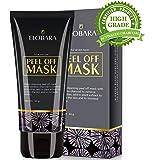 Blackhead Remover Mask, Black Facial Mask, Purifying Peel Off Mask, Charcoal Face Mask