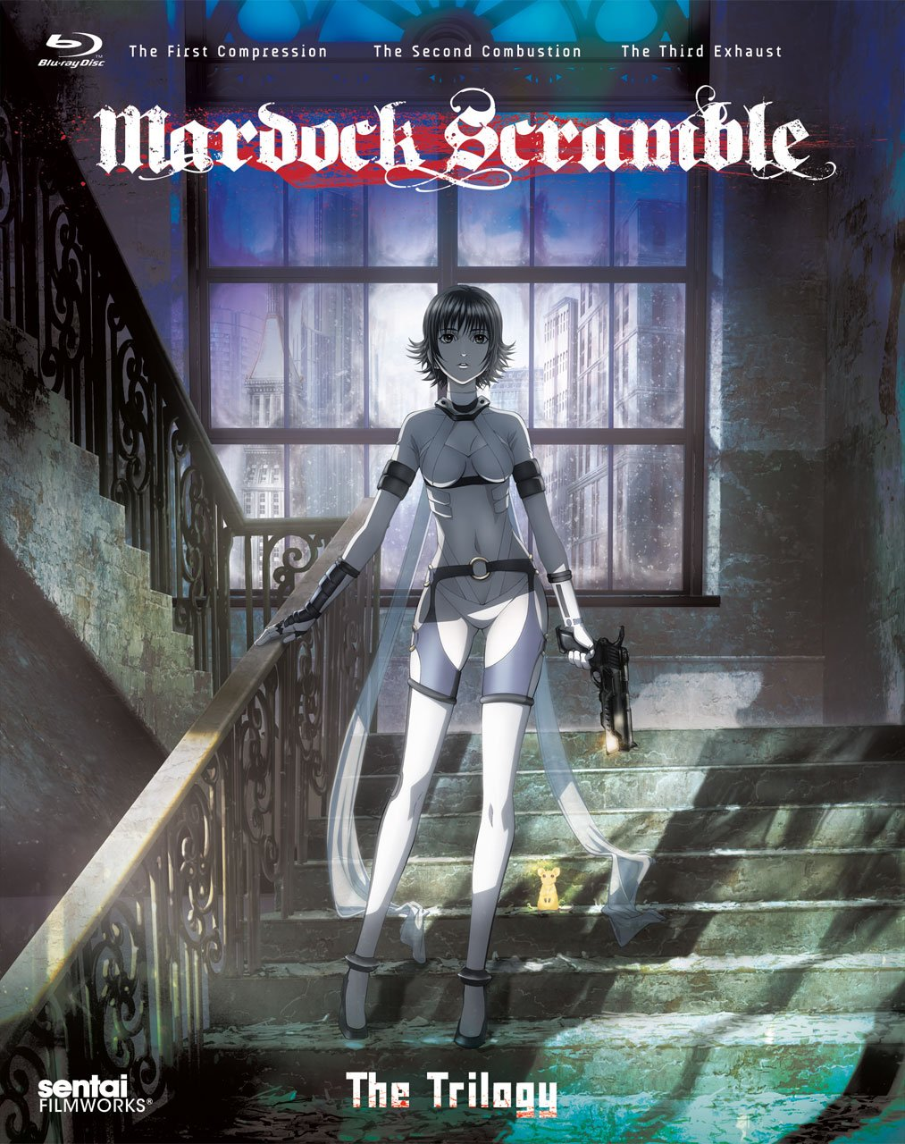 Amazon.com: Mardock Scramble Trilogy [Blu-ray]: Andy McAvin, Steven Foster:  Movies & TV