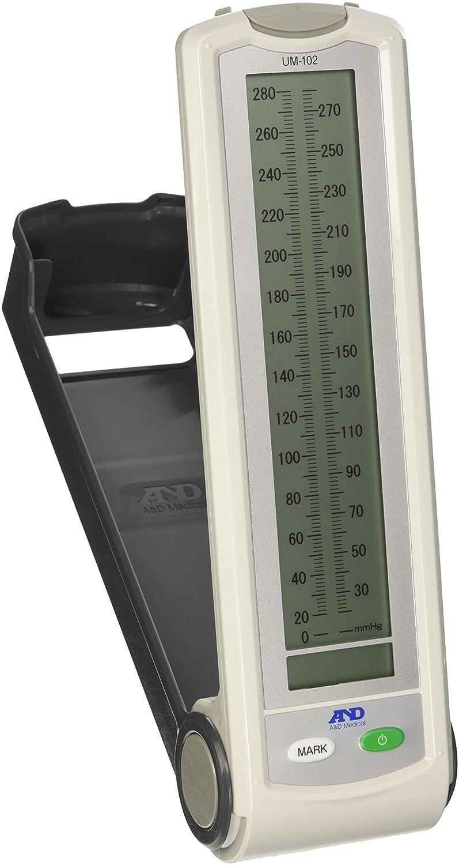 A & D um-102 a Tensiómetro AU Bra híbrida A-type sin mercurio: Amazon.es: Salud y cuidado personal