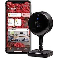Eve Cam – Secure Indoor Camera, 100% Privacy, HomeKit Secure Video, iPhone/iPad/Apple Watch Notifications, Motion Sensor…