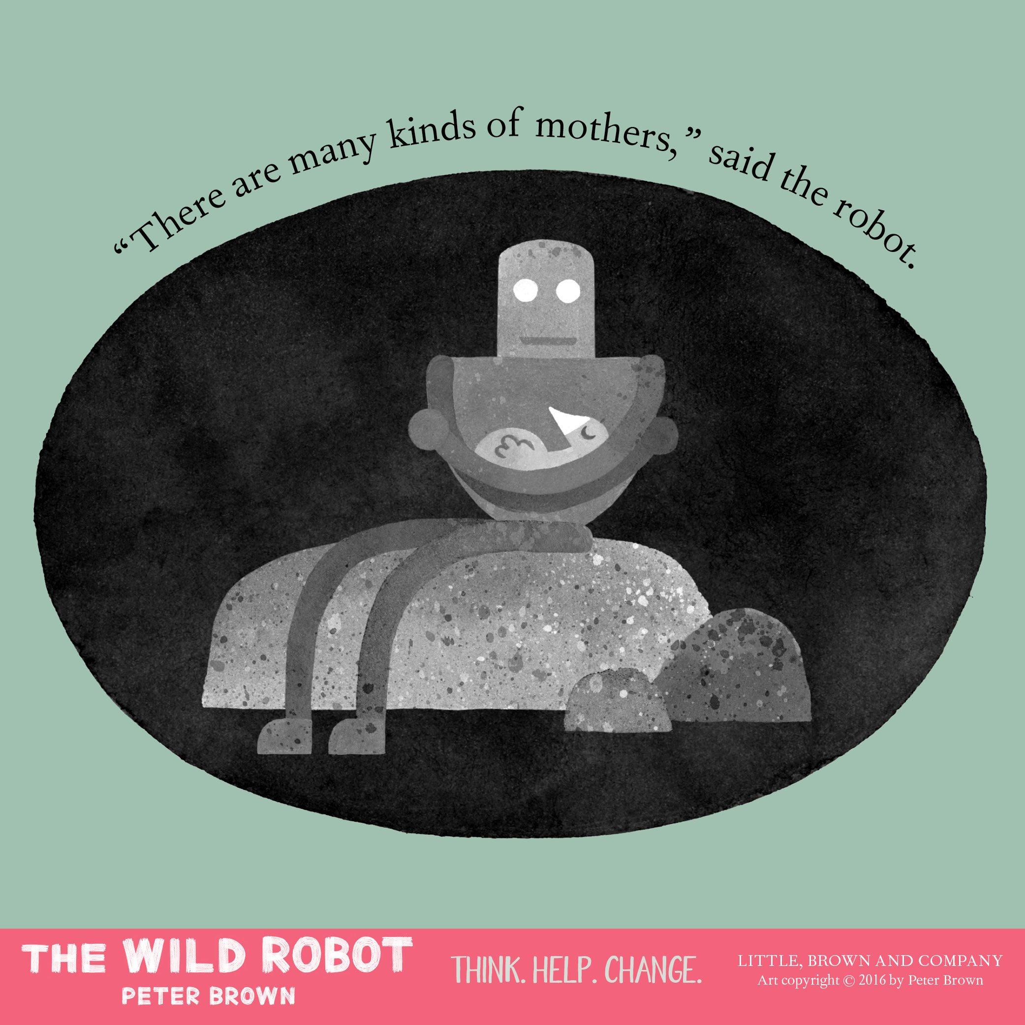 The Wild Robot: Amazon.es: Peter Brown, Kate Atwater: Libros ...