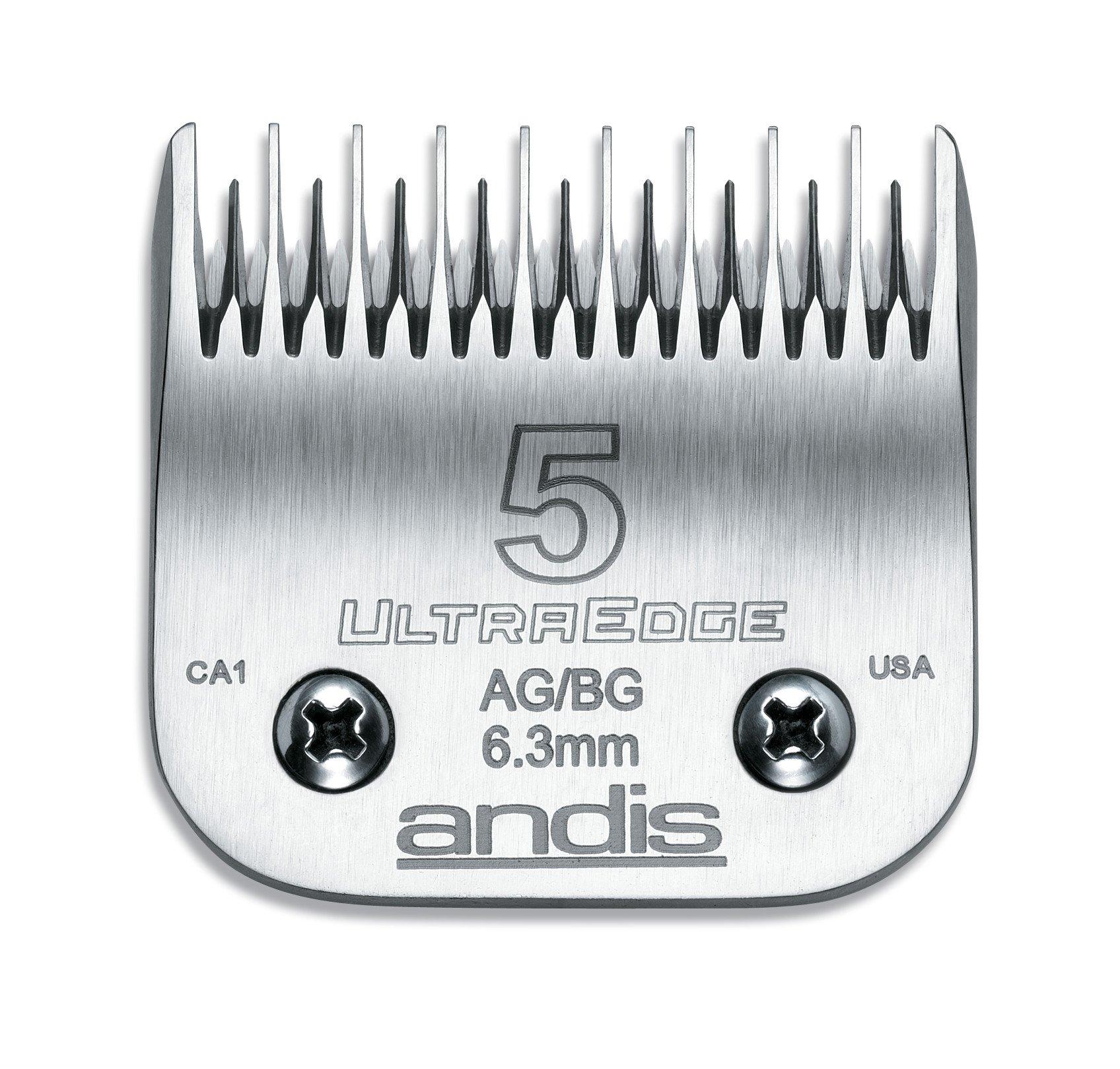 Cuchillas : Andis 5 Ultra Edge 64079 Reemplazo