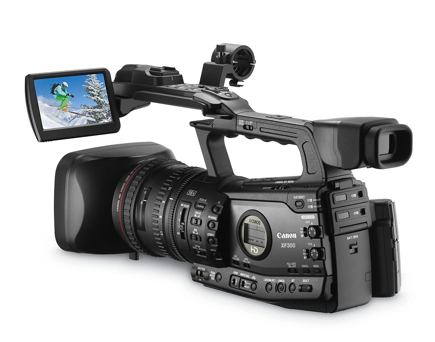 Driver for Canon XF300 Camcorder