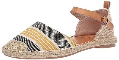 Roxy Womens Rosalie Espradille Sandal Multi 6 Medium US