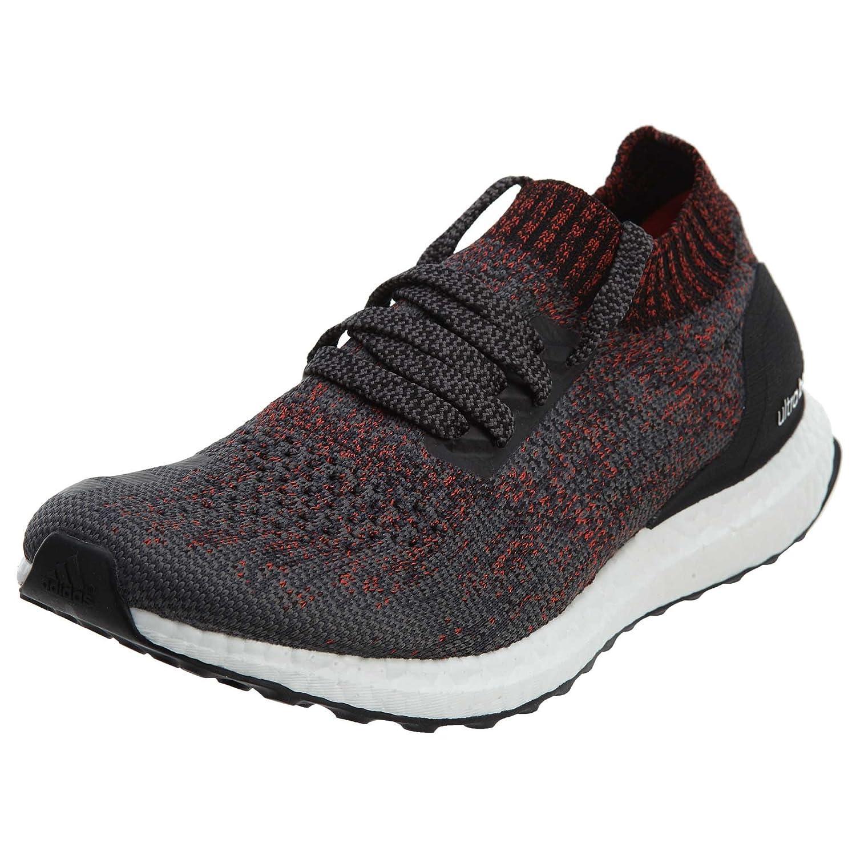 adidas Men's Ultraboost Uncaged B079417D3Q 8.5 D(M) US|Carbon/Black/White