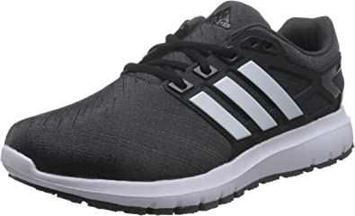 adidas Energy Cloud M, Zapatillas de Running para Hombre, Negro (Neguti/Ftwbla/Negbas), 42 2/3 EU: Amazon.es: Zapatos y complementos