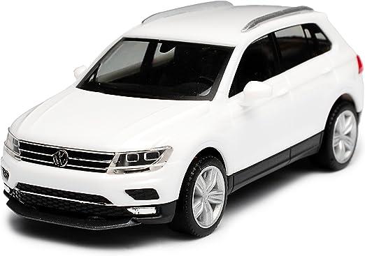 VW Volkswagen Tiguan II Weiss 2 Generation Ab 2015 Bausatz Kit H0 1//87 Herpa Mo