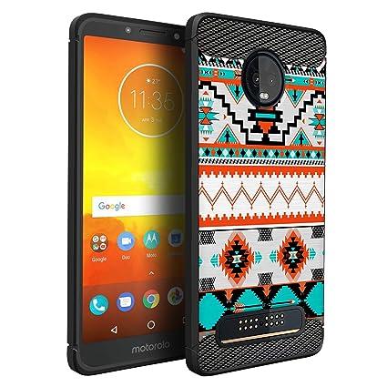 Amazon.com: CasesOnDeck - Carcasa para Motorola Moto Z3 y ...