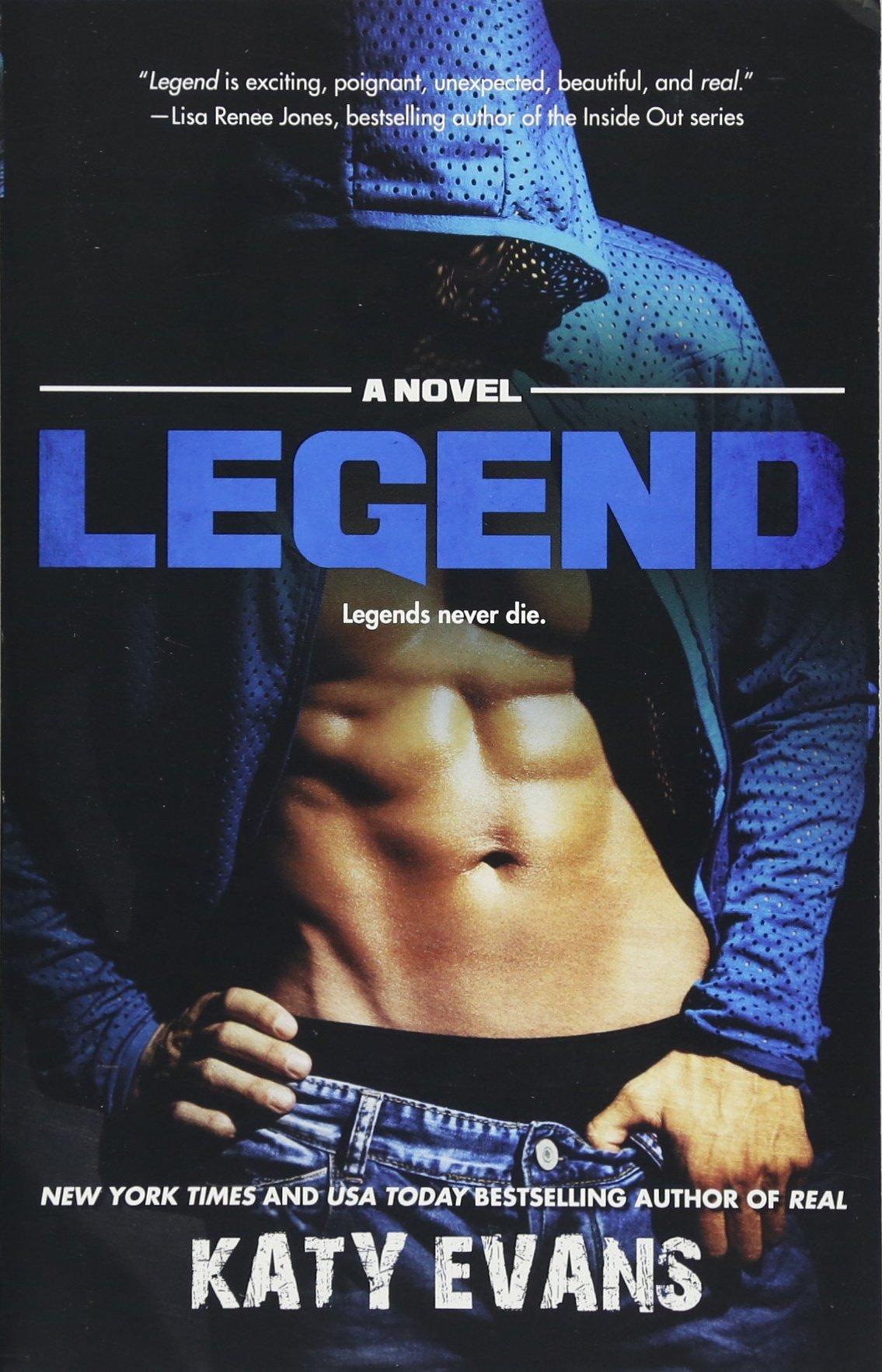 Legend (The REAL series): Amazon.es: Katy Evans: Libros en idiomas extranjeros