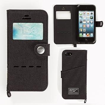 051b50a172 Amazon | 【ROOT CO.】 iPhoneSE iPhone5s iPhone5 窓付き 手帳型 iPhone ...