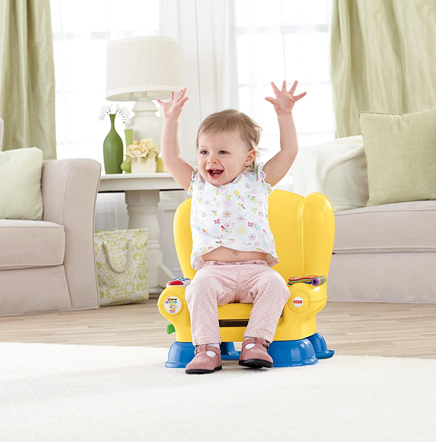 Fisher Price Laugh & Learn Smart Stages Chair Amazon Toys & Games
