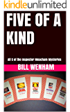 FIVE OF A KIND: All 5 of the Inspector Meacham Mysteries