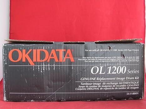 Amazon.com: 56118801 Okidata 56118801 OKIPAGE 16n, OL1200 ...