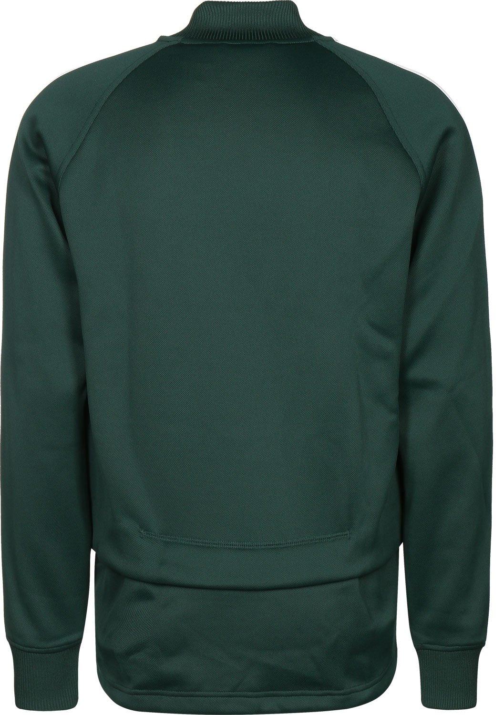 adidas ADC Fashion TT jacket green white | WeAre Shop