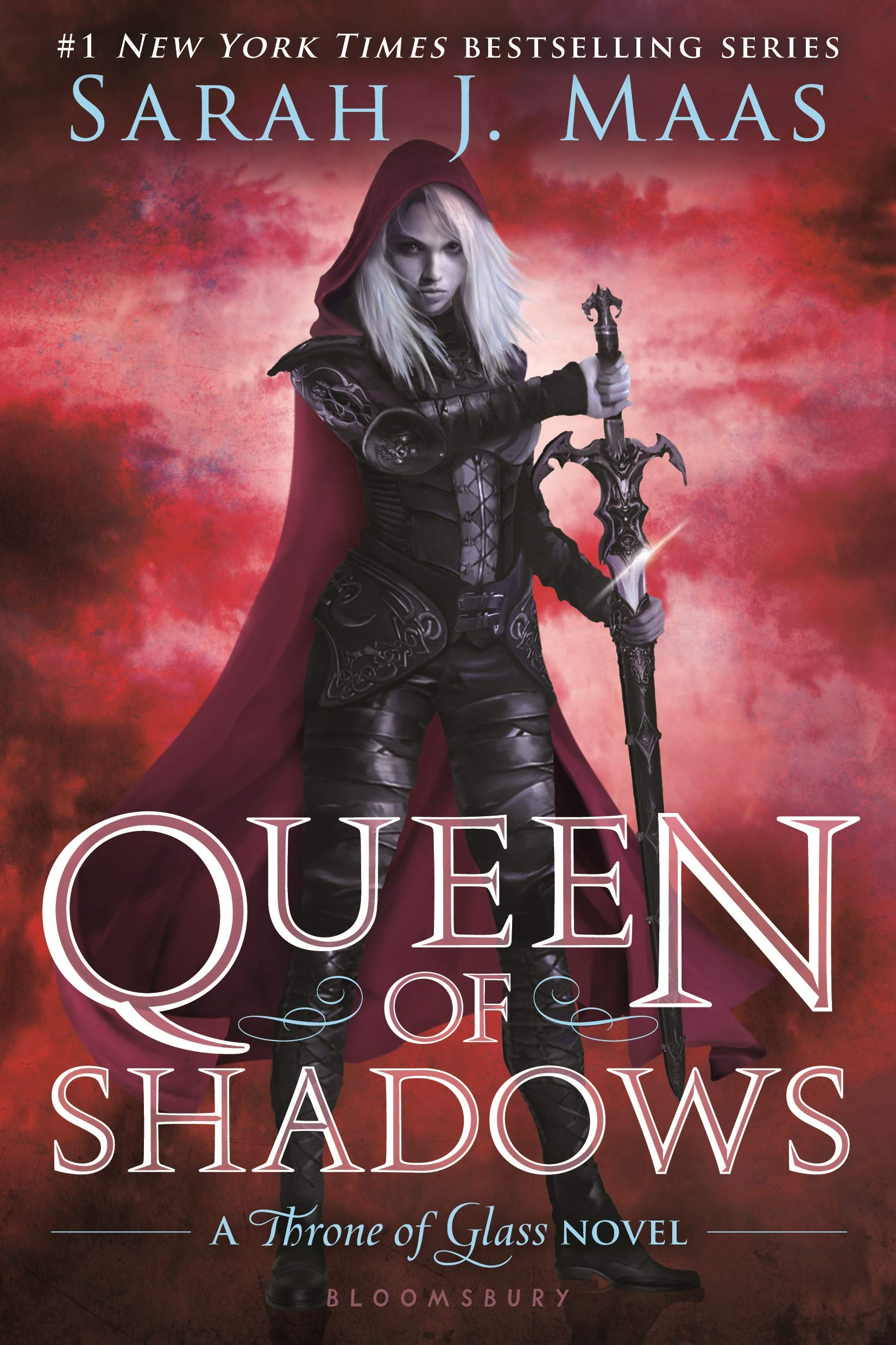Amazon.com: Queen of Shadows (Throne of Glass) (9781619636064 ...