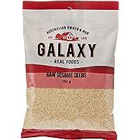 Galaxy Foods Sesame Seeds Raw, 250 g
