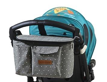 Eg /_ Baby Kinderwagen Tasche Getränkehalter Kinderwagen-Buggy Veranstalter
