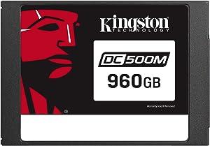 "Kingston Data Centre DC500M, SEDC500M/960G, Enterprise Drive a Stato Solido - SSD 2.5"" 960 GB"