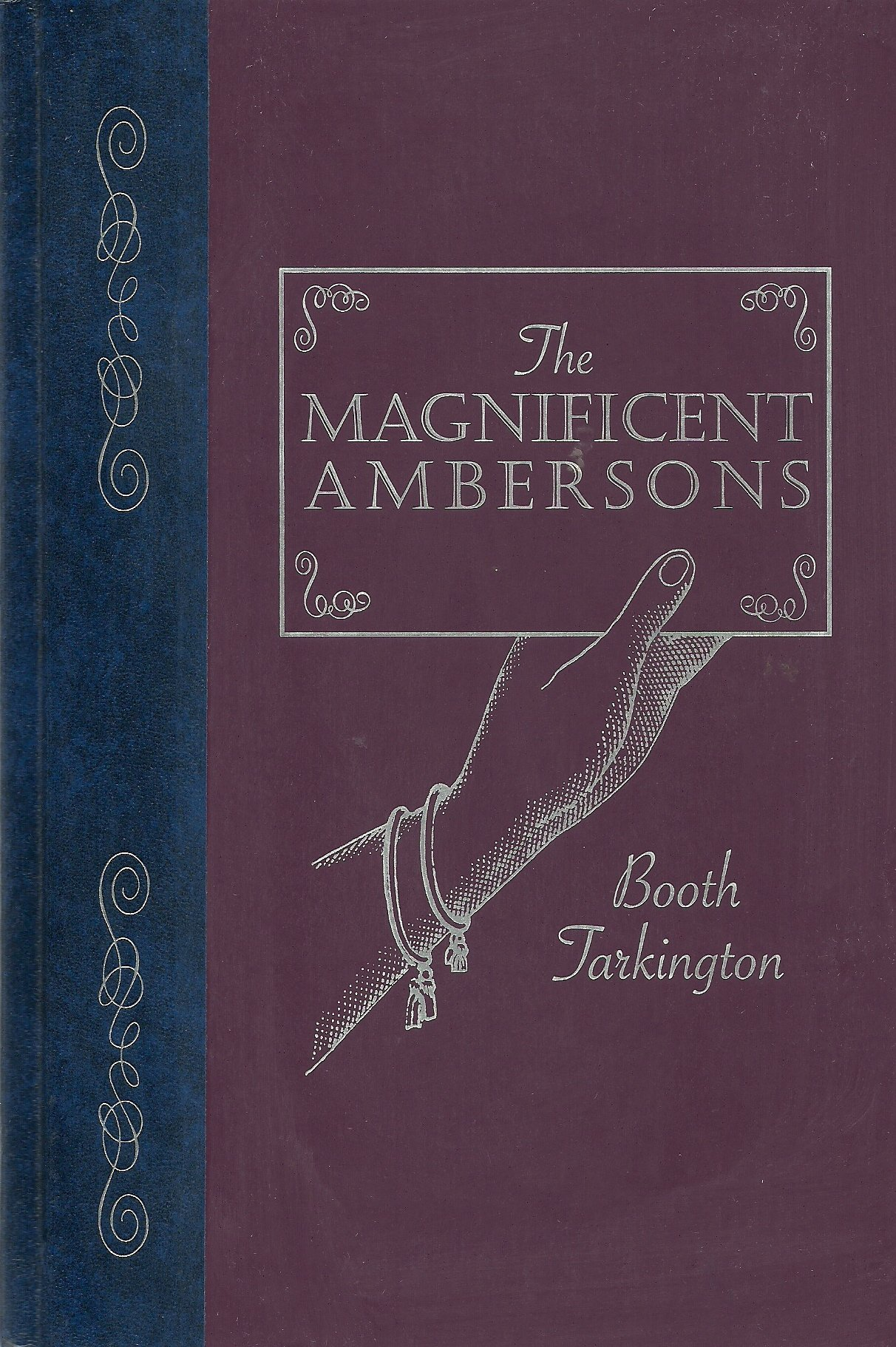 Read Online Booth Tarkington's The Magnificent Ambersons (The World's Best Reading Collection) pdf epub