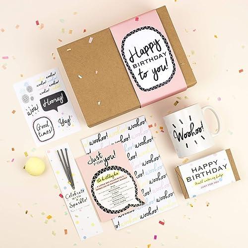 Birthday Box Hamper Gift For Women