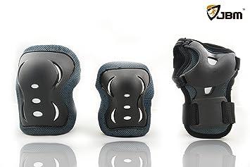 JBM® - Almohadillas Protectoras para niños (Rodilleras ...