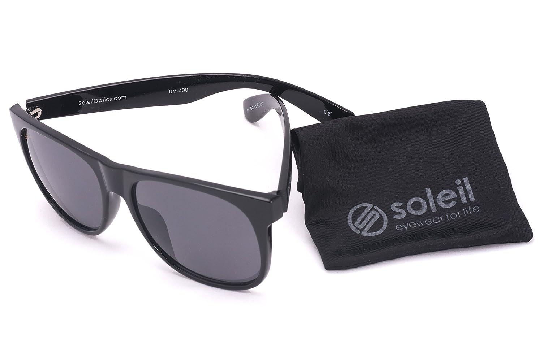 Amazon.com: Soleil Dupont expresivo estilo superior Optics ...