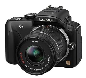 panasonic lumix g3 16 1mp compact system camera kit amazon co uk rh amazon co uk lumix dmc-g3 user manual panasonic g3 service manual