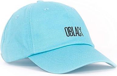 Gorras de Hombre Beisbol Azul Algodón Unisex Adulto Ajustable para ...