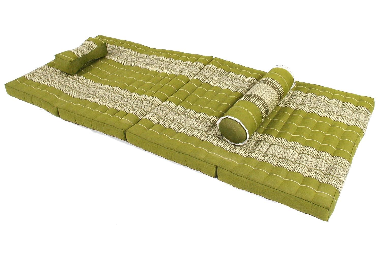 Amazon.com: Bambú Dreams, masaje tailandés, Set: plegable ...